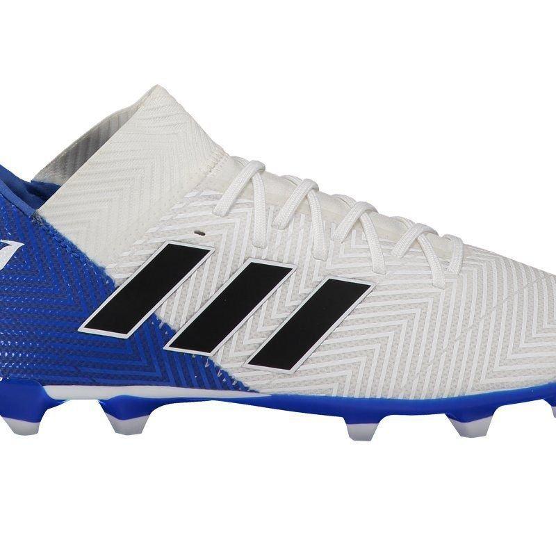 e470a1d19857c Chuteira adidas Nemeziz Messi 18.3 Fg Campo Branca - R$ 299,90 em ...