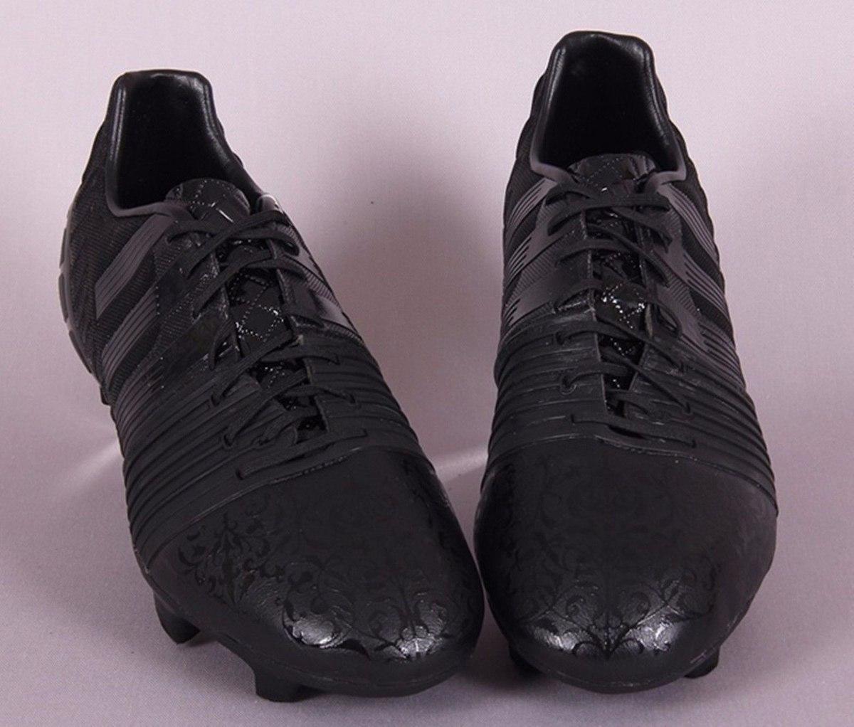 chuteira adidas nitrocharge 1.0 black pack fg pro limitada. Carregando zoom. a6c5b9aae5d45