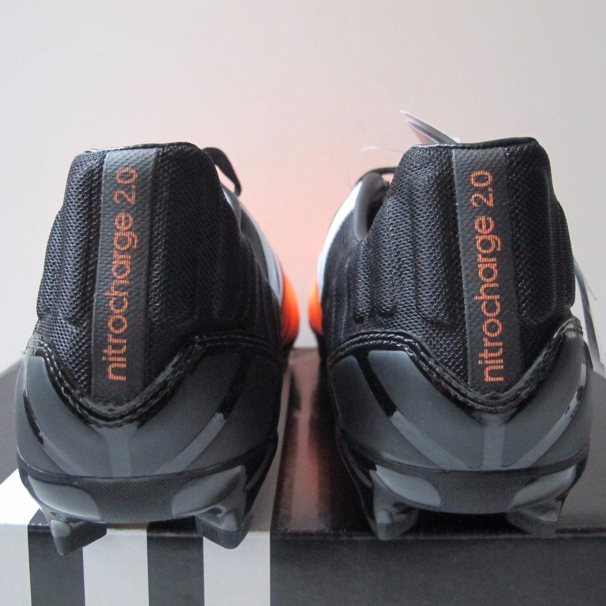 chuteira adidas nitrocharge 2.0 100% original padrão europeu. Carregando  zoom. ed7d4af49b502