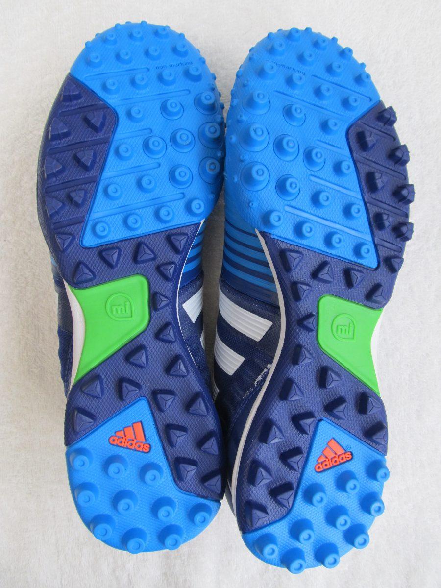 chuteira adidas nitrocharge 2.0 tf society azul tam 39 nova. Carregando zoom . 2e6717e17ffc3