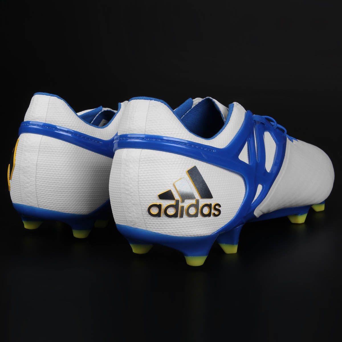 Chuteira adidas Messi Fg Profissional Orig. De R  999 8b6b0a4e5f21c