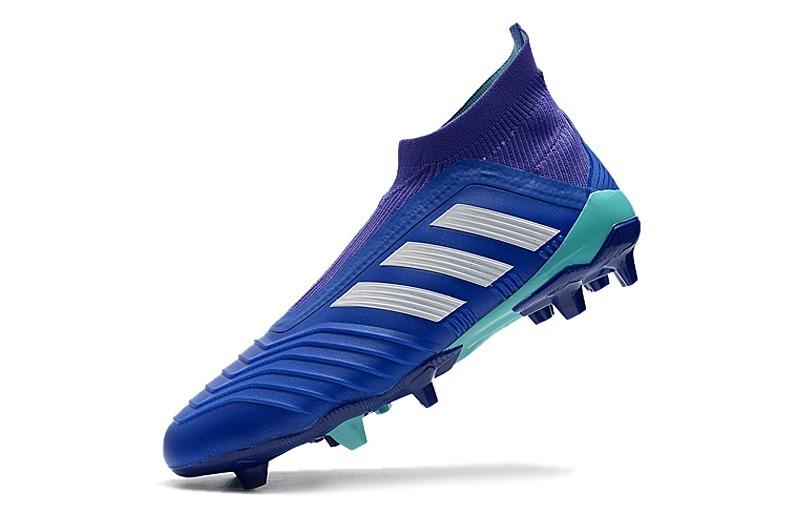 Chuteira adidas Predator 18 Control Pro Edtion Blue Colectio - R ... 2847b0cf0a937