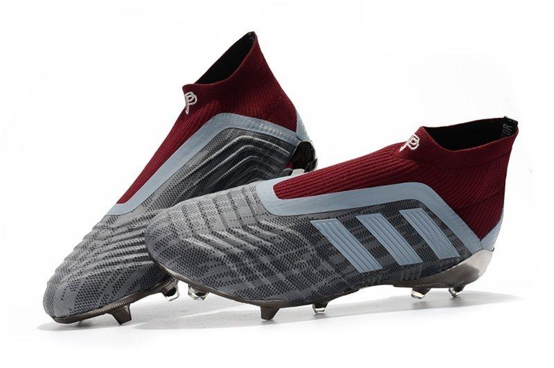 ... get chuteira adidas predator 18 greydark red campo original. carregando  zoom. 2dac3 0b3e6 be91acd61f4ef