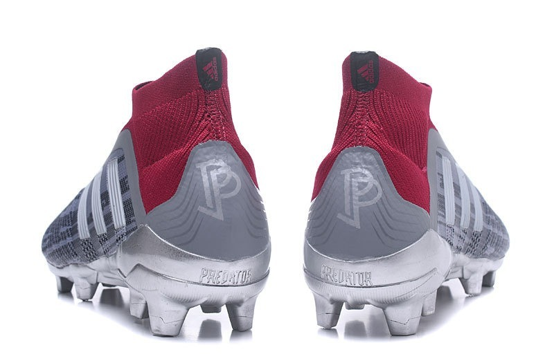 4203c3e3cf82a chuteira adidas predator 18+x pogba fg + bolsa  1. Carregando zoom.