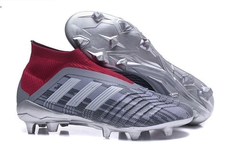 Chuteira adidas Predator 18+x Pogba Futebol + Brinde  11 - R  389 afa380a87d5e9