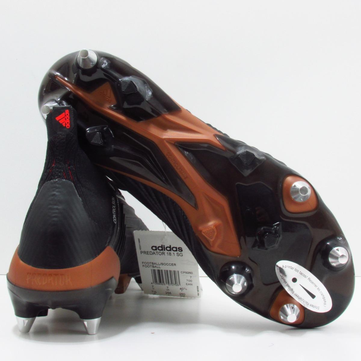 b87a2768ad chuteira adidas predator 18.1 sg elite trava mista. Carregando zoom.