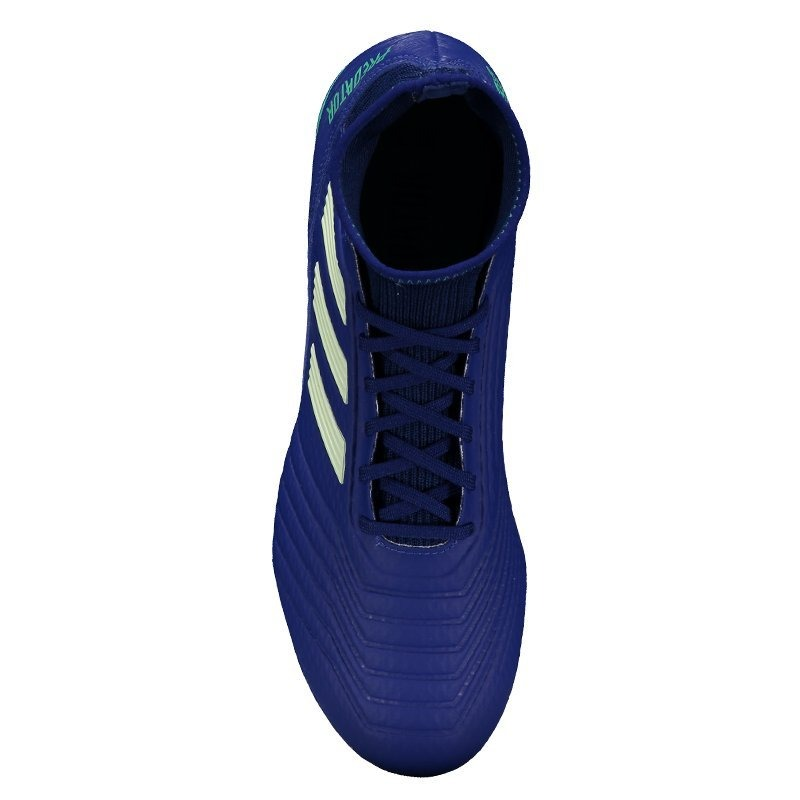 6d99125525 Chuteira adidas Predator 18.3 Fg Campo Azul - R$ 409,90 em Mercado Livre