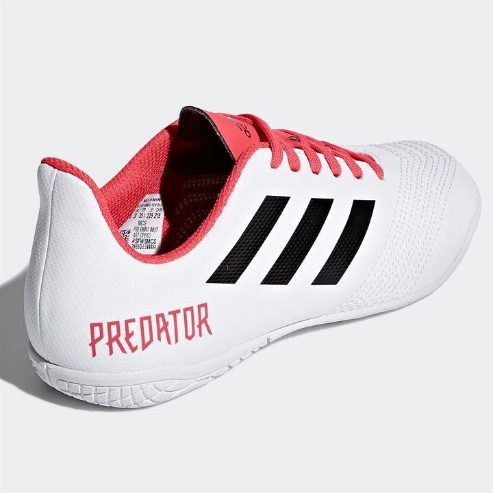 Chuteira adidas Predator 18.4 In Futsal Infantil - R  249 1eb9d7dc6aacf