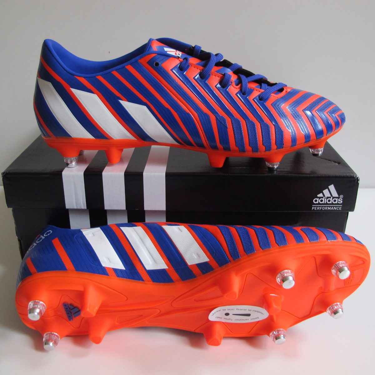 purchase chuteira adidas predator absolado sg trava mista original. carregando  zoom. dde88 7f6ba b314948923e7e