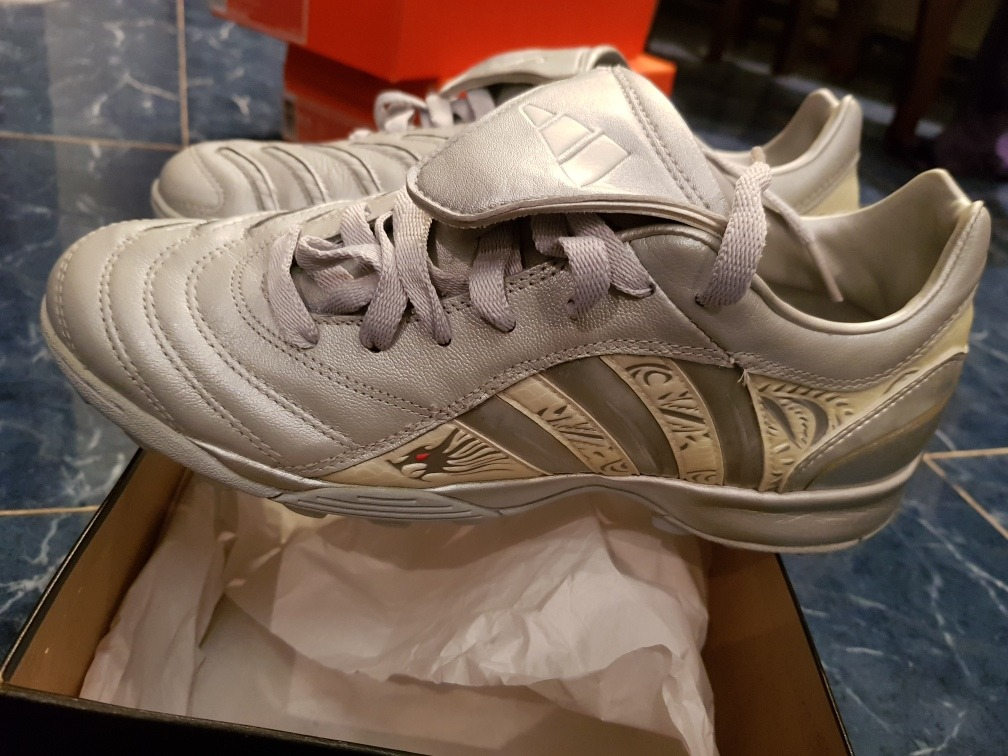 newest collection 37138 21a00 chuteira adidas predator ediçao especial david beckham. Carregando zoom.