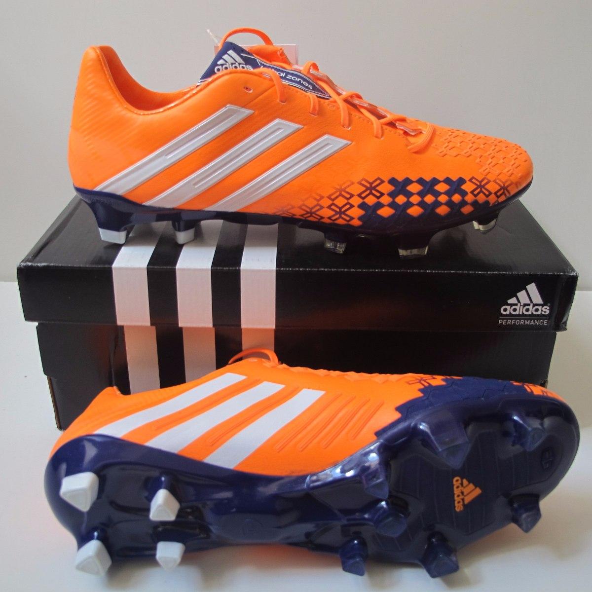 9700d7681d ... chuteira adidas predator lz fg pro produto europeu original. Carregando  zoom. exclusive shoes 1eb04  Chuteira de Campo ...