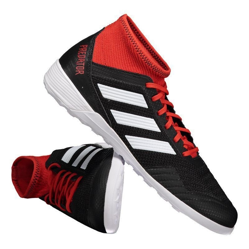 chuteira adidas predator tango 18.3 in futsal preta. Carregando zoom. cae0d74f6a190