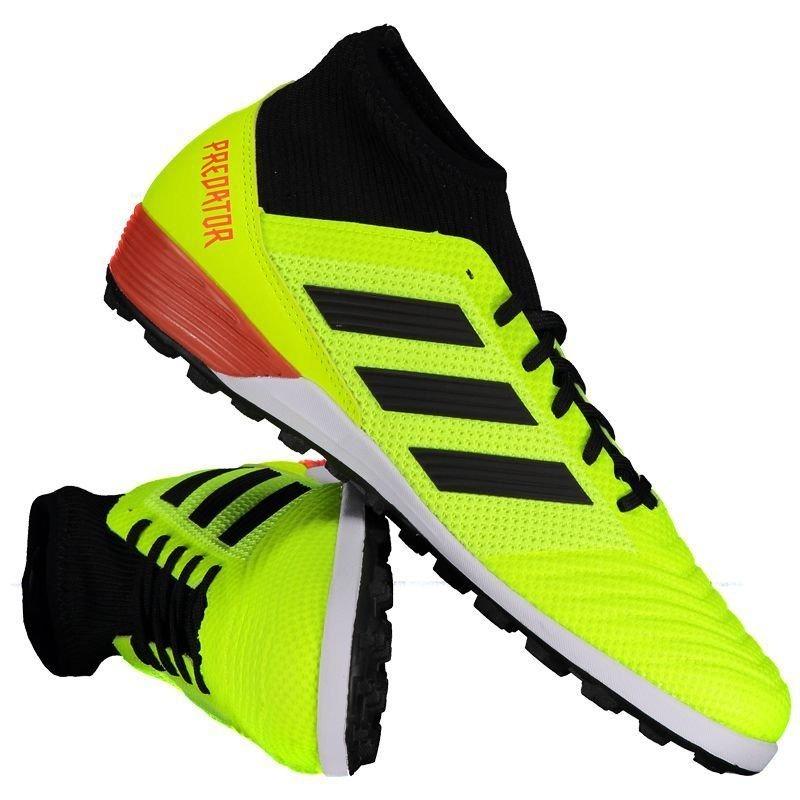 ... Nemeziz 18.3 Campo Solar Yellow Football Blue Active Red BB9438 ..  cd7876fe5be chuteira adidas predator tango 18.3 tf society amarela.  Carregando zoom. c61bcf0f642b0