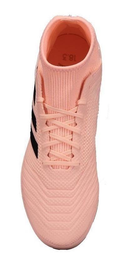 hi5936dd chuteira adidas predator tango 18.3 tf society rosa