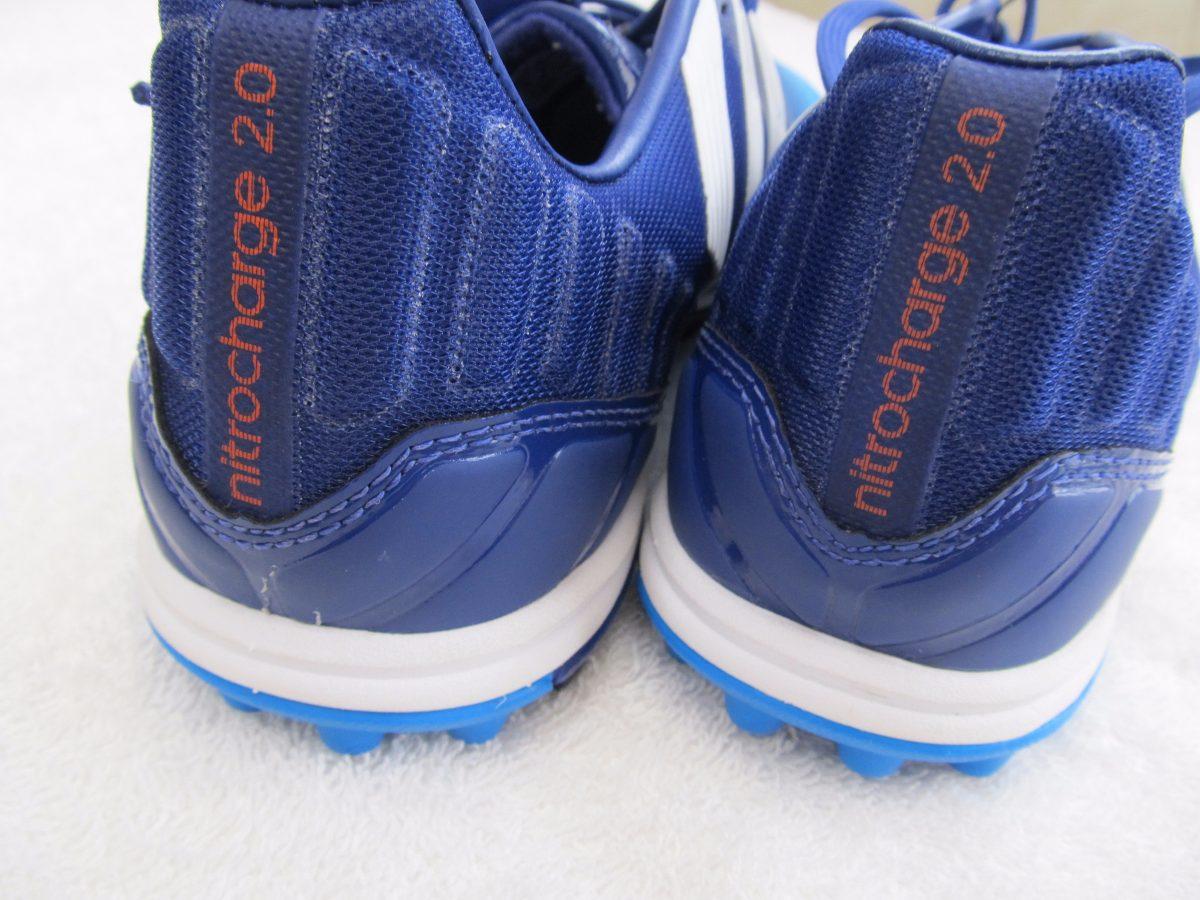 chuteira adidas nitrocharge 2.0 tf society azul tam 39 nova. Carregando zoom...  chuteira adidas society. Carregando zoom. 47156d4d4efe8