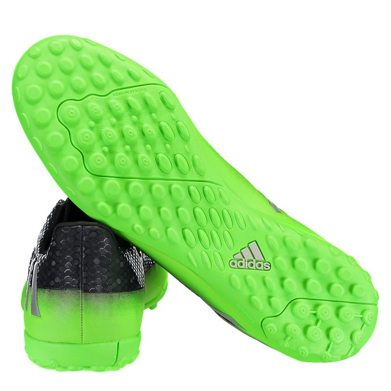 chuteira adidas messi 16.4 tf society juvenil preta. Carregando zoom... chuteira  adidas society. Carregando zoom. c7795935ad8cf