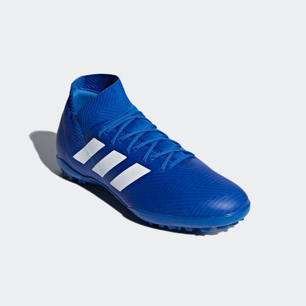 ab5dd0f7d chuteira adidas society nemeziz tango 18.3 tf - 41 azul. Carregando zoom.