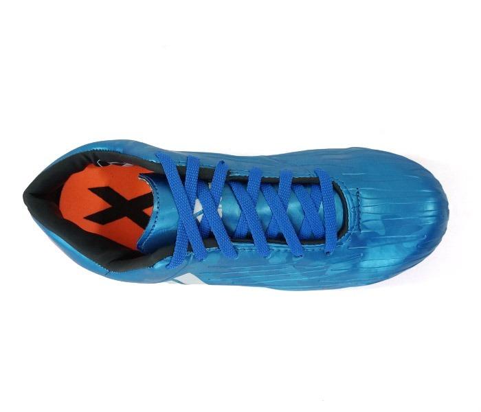 Chuteira adidas X 16.1 Azul E Rosa - R  239 226120ddd60c9