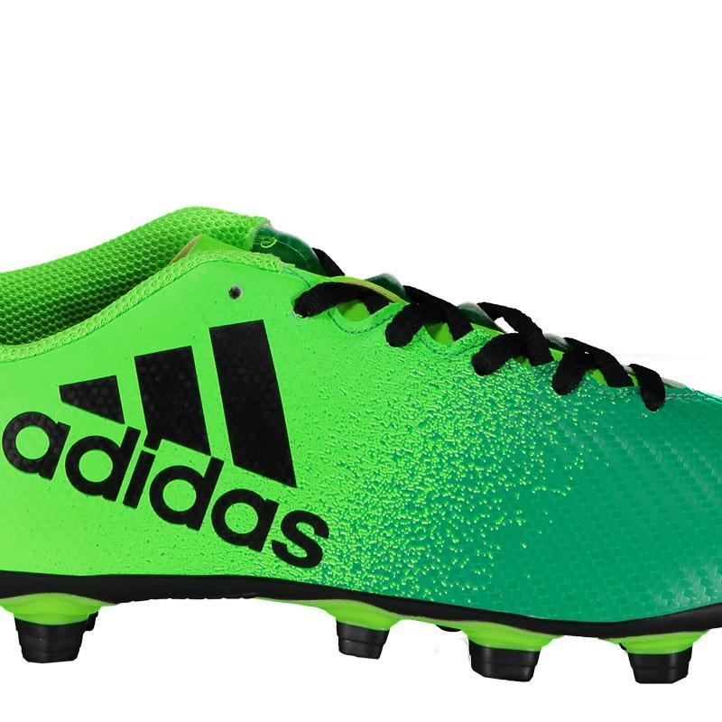 Chuteira adidas X 16.4 Fxg Campo Verde - R  169 a4c049f44b6c6