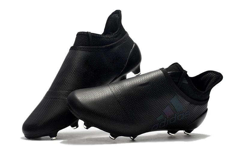 chuteira adidas x 17 purespeed original pro ent full black. Carregando zoom. f76eb39a863a0