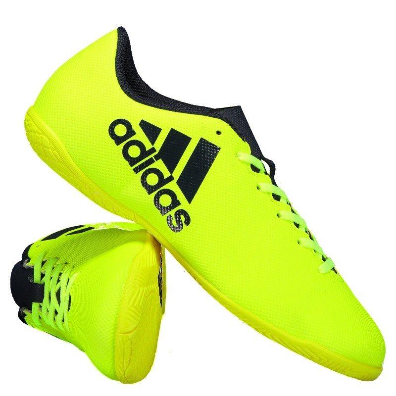 chuteira adidas x 17.4 in futsal amarela. Carregando zoom. 82ea0ae0f2776