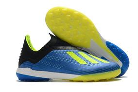 f9efed1125 Chuteira Society Adidas Ace 17 Sem Cadarço - Esportes e Fitness no Mercado  Livre Brasil