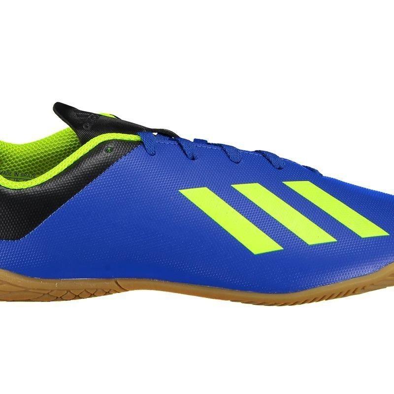 261a1bd6fd ... chuteira adidas x tango 18.4 in futsal juvenil azul. Carregando zoom.  wide range 347f8 . ...