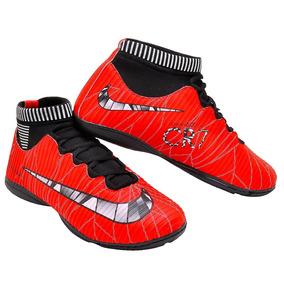 5688e41cde658 Caneleira Nike Cr7 - Chuteiras no Mercado Livre Brasil