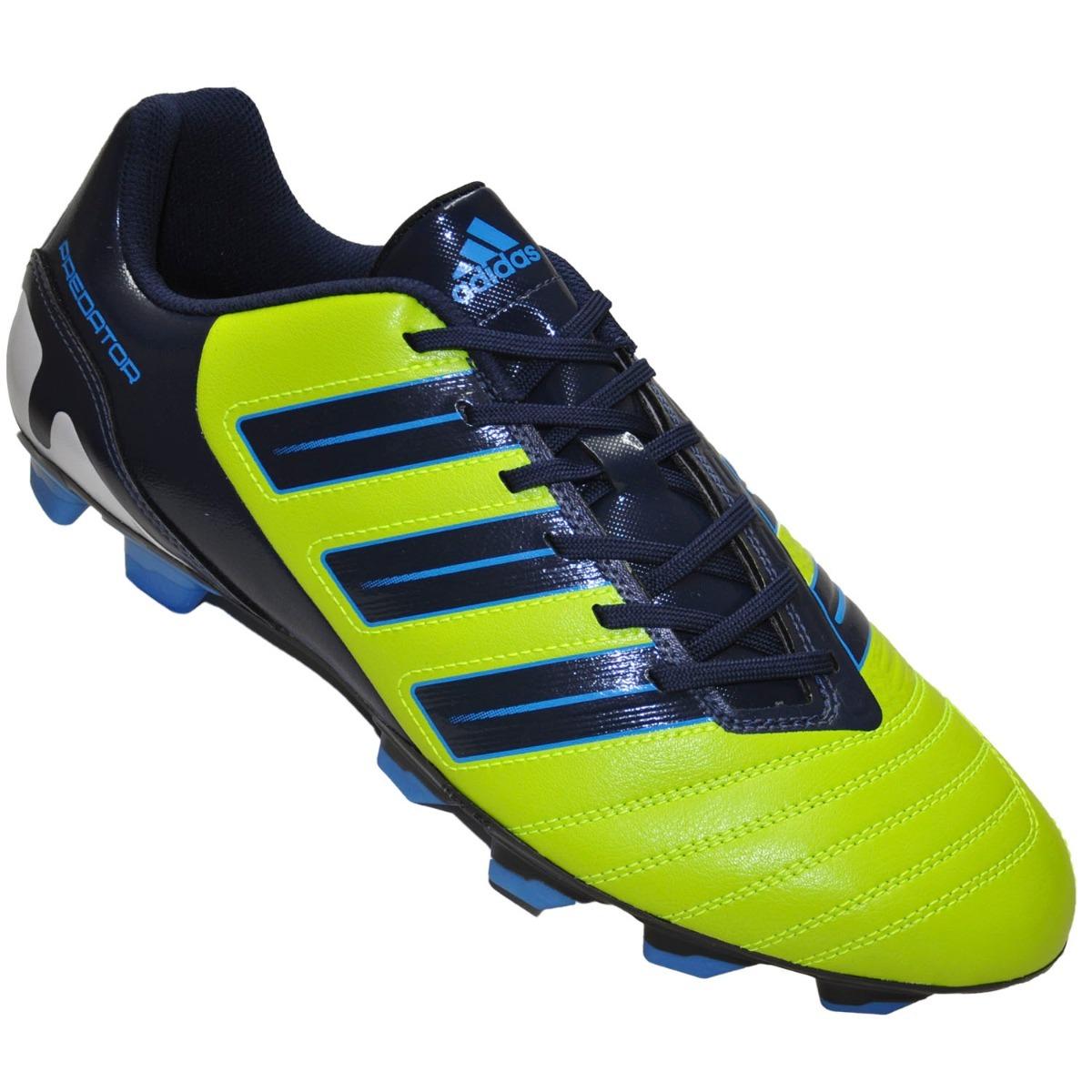 b0c1467393 Características. Marca Adidas  Modelo Predator Xi Trg Fg  Tipo de  superfície Campo ...