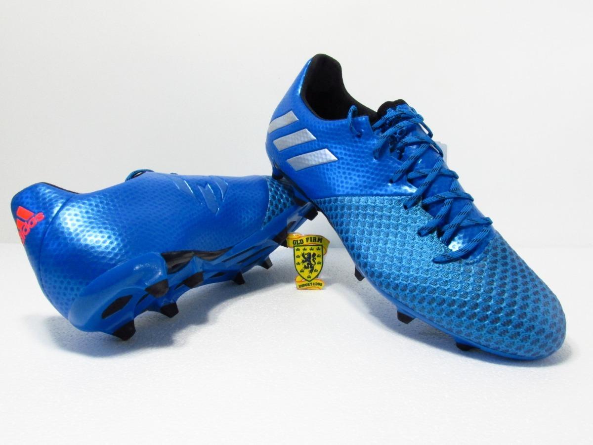 Chuteira Campo adidas Messi 16.2 Fg Original Padrão Europeu - R  339 ... bfc070706bfc2