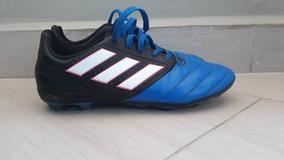 huge selection of 045a2 e0b10 Chuteira Adidas Ace 5.1 - Chuteiras Crianças Campo Usado com ...