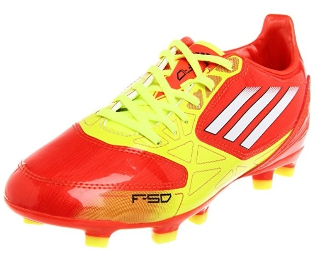 ... many styles 4bcb8 448ef chuteira campo adidas f10 adizero trx fg  laranja top ... 6ecabcacd1d1b