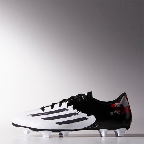 8c6cef9315 Chuteira Campo adidas F5 Lionel Messi 10.4 Fg - R  236