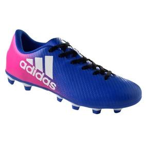 a0a3836c66271 Chuteira Adidas X 16 + Purechaos Fg - Chuteiras no Mercado Livre Brasil