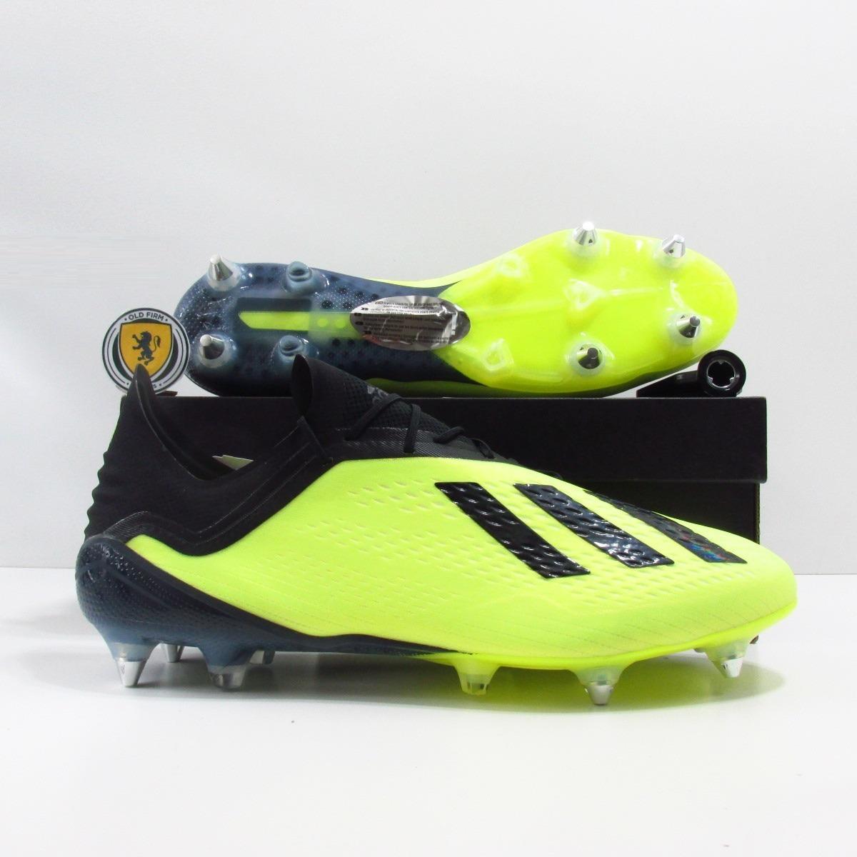 Chuteira Campo adidas X 18.1 Sg Trava Mista 100% Original - R  749 ... 516d62684a3d4