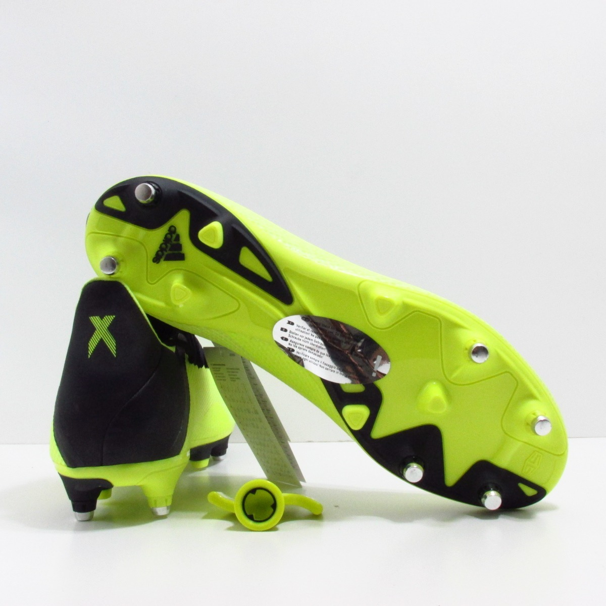 Chuteira Campo adidas X 18.3 Sg Produto Europeu - R  449 dbcca9e4ce81b