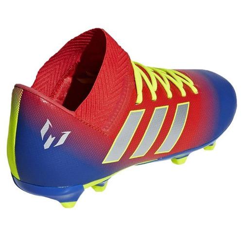 e0f4b79def83c Chuteira Campo Infantil adidas Nemeziz Messi 18.3 Fg - R$ 322,90 em ...