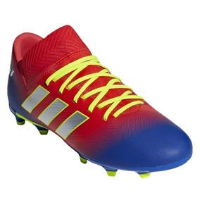 e160a69f9b432 Chuteira Messi Adidas Campo Infantil - Esportes e Fitness no Mercado Livre  Brasil