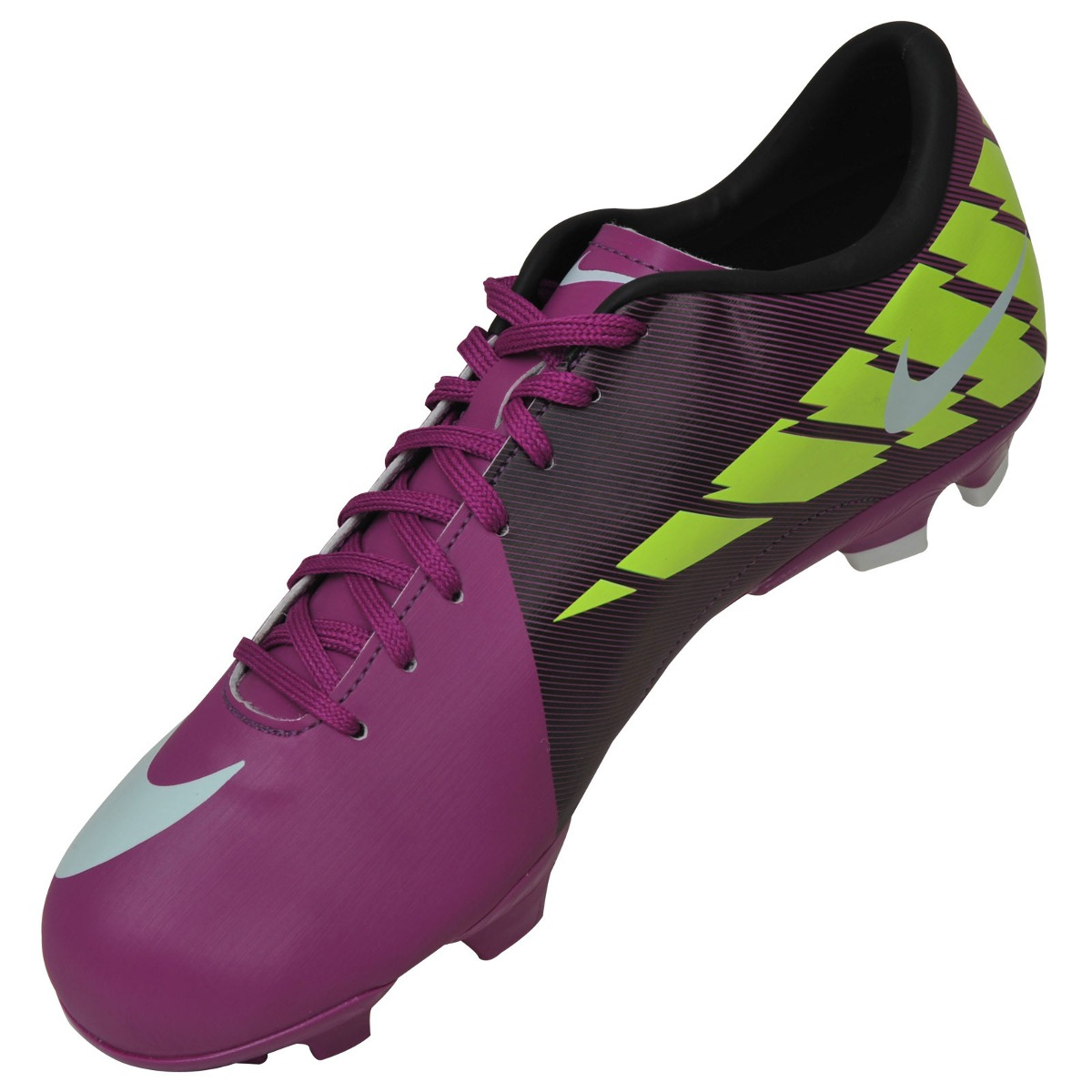 6724d9ebaa ... coupon chuteira campo infantil nike mercurial victory ii fg roxo br  135c6 1ccc2
