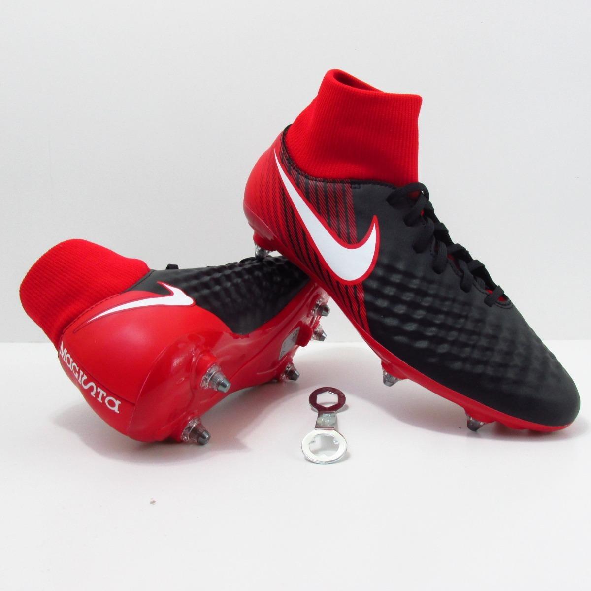 c611f3b968 Chuteira Campo Nike Magista Onda Sg Original - R  399