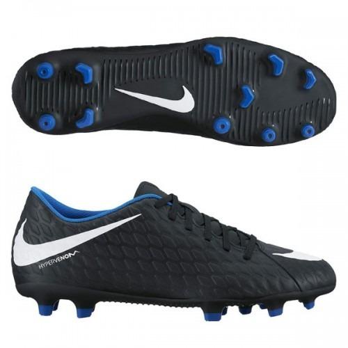 0f4b7c53b3 Chuteira Campo Nike Hypervenom Phade Iii Original - R  209