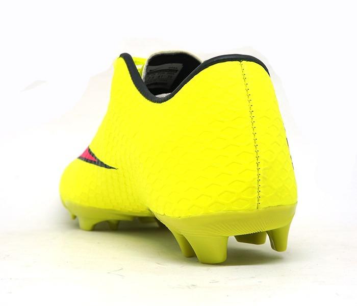 504caff4a7 Chuteira Campo Nike Hypervenom Phelon Fg Ii Amarelo Promoção - R ...