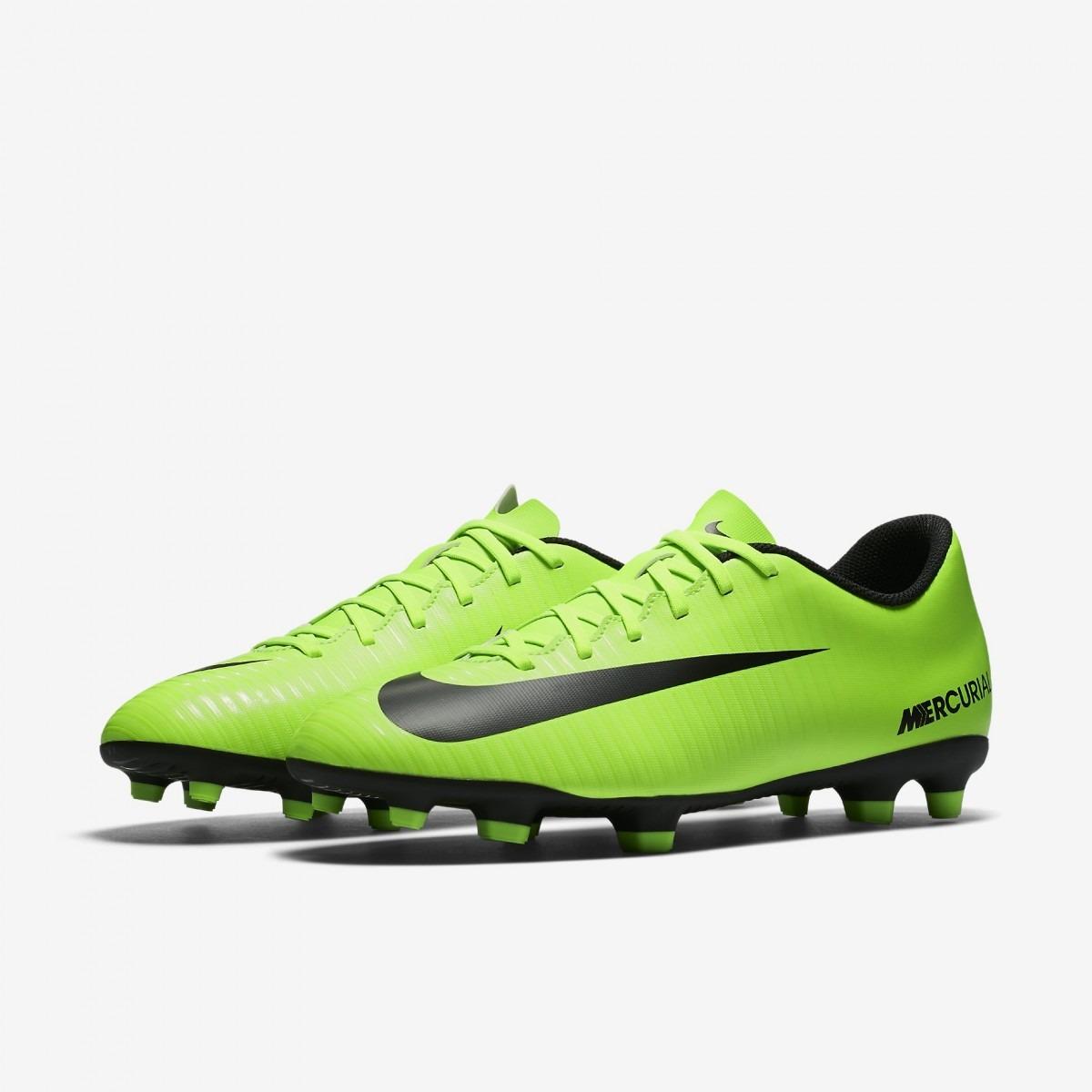00fb9c04801bd Chuteira Campo Nike Mercurial Fg 831969-870