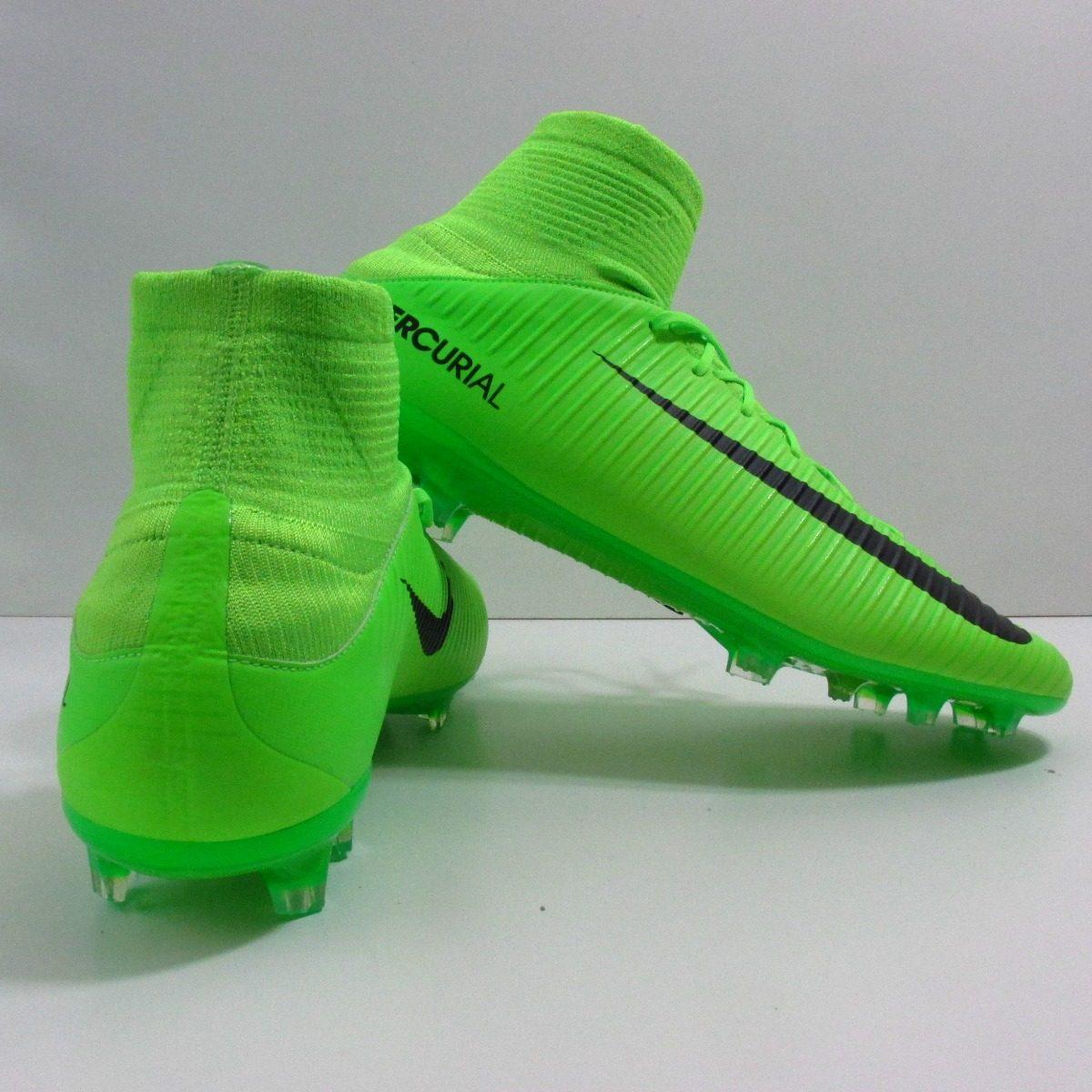 f44d52ab85fe7 Chuteira Campo Nike Mercurial Veloce Fg Original - R$ 549,00 em ...