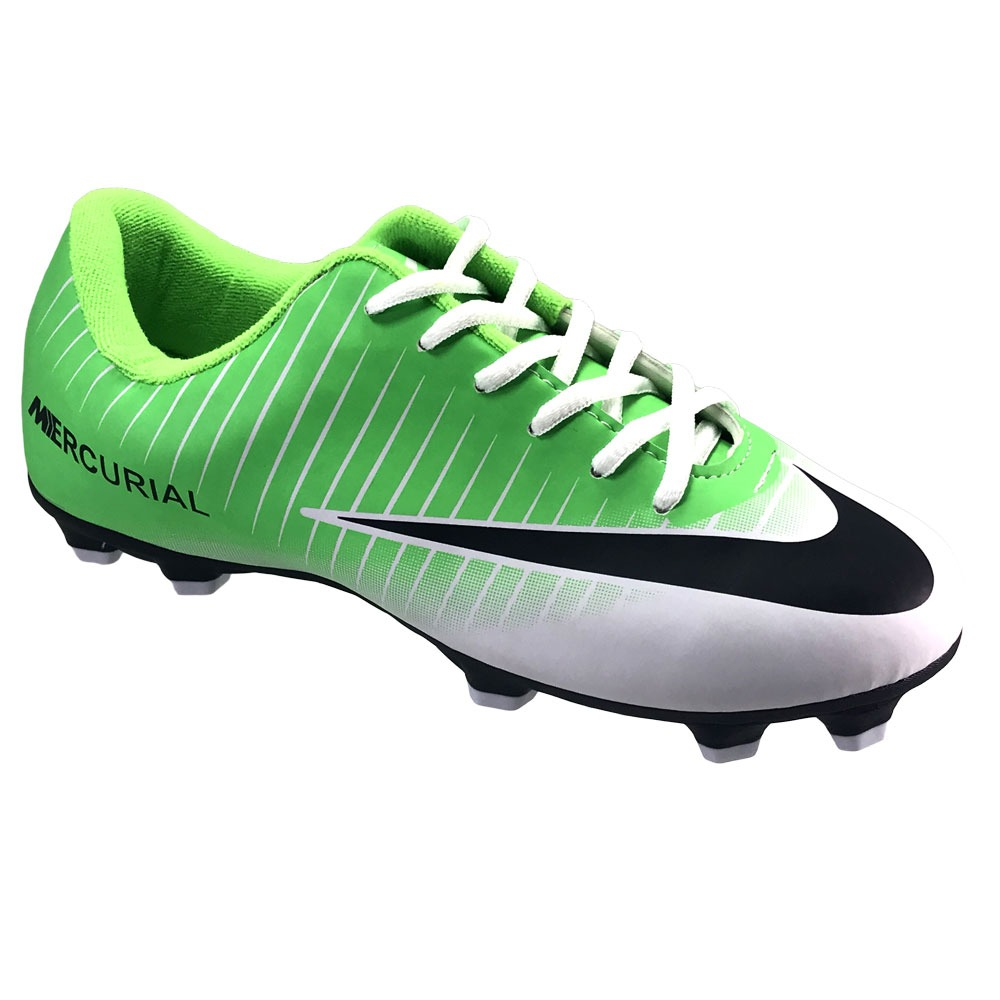 ... reduced chuteira campo nike mercurial victory 6 fg kit com 2 pares. carregando  zoom. c93c796a5bd39