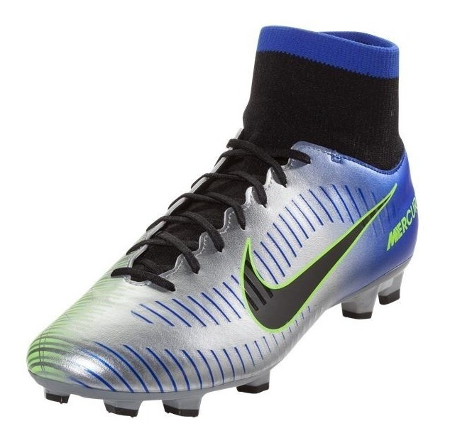 newest collection efff6 51dbe Chuteira Campo Nike Mercurial Victory Df Neymar Jr,cano Alto