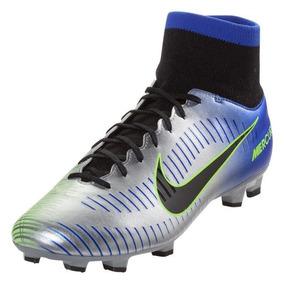 23f3f989a9 Chuteiras Cano Alto Nike Tamanho 34 - Chuteiras Nike no Mercado Livre Brasil