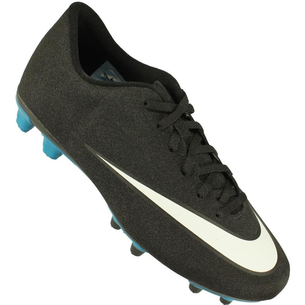 Chuteira Campo Nike Mercurial Vortex Ii Cr7 - Loja Freecs - - R  239 ... f288750716d2e