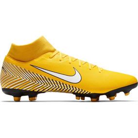 3ef398a29a66a Chuteiras Campo Profissional Importada Neymar - Chuteiras Nike no Mercado  Livre Brasil