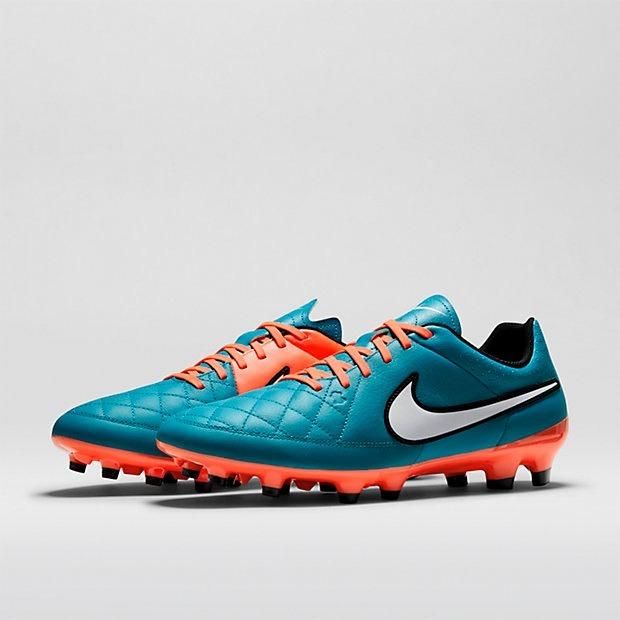 7c24023983 Chuteira Campo Nike Tiempo Genio Leather Fg Couro Top - R  265